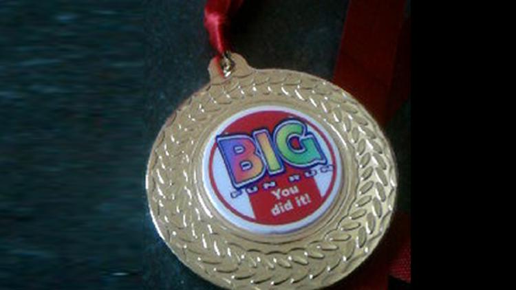 Big Fun Run Derby