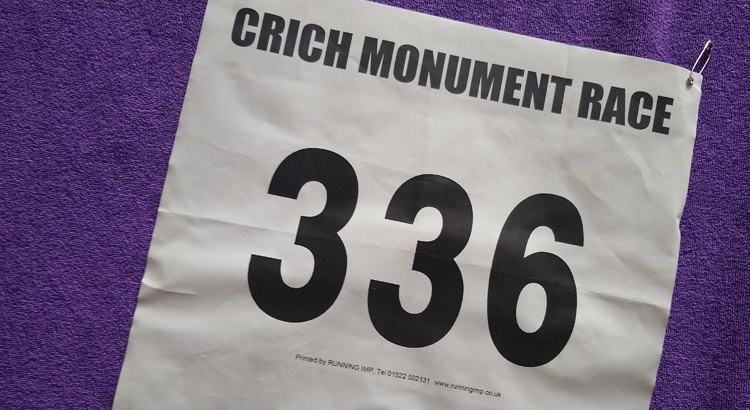 Crich Momument Race