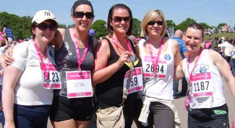 Race for Life Birmingham