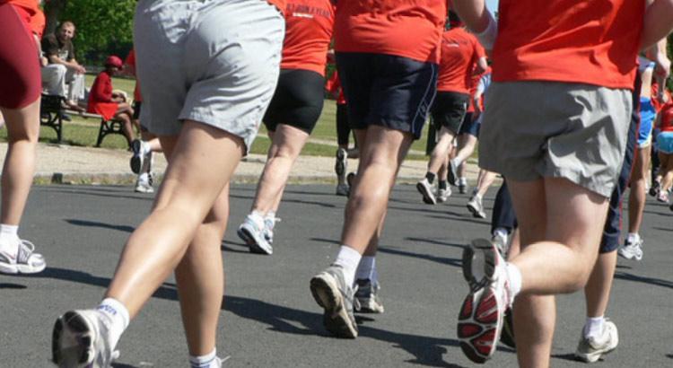 Nike 5km Finsbury Park