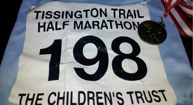 Tissington Half Marathon