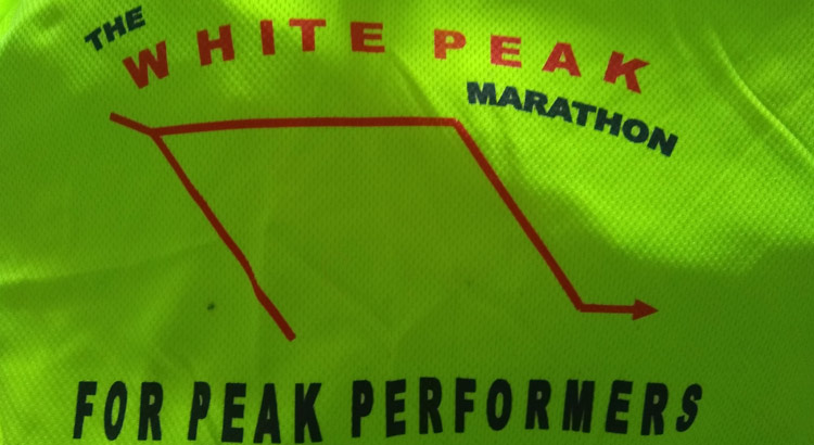 White Peak Marathon