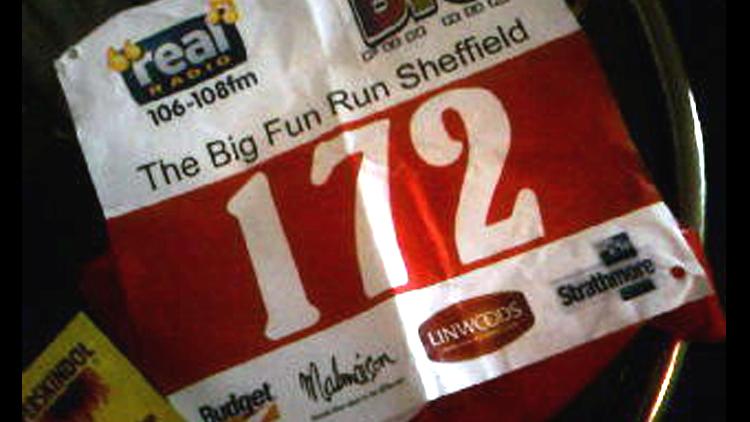 Big Fun Run Sheffield