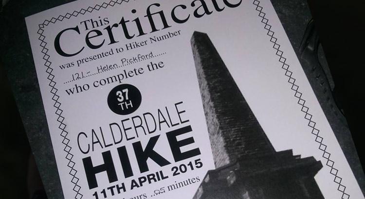 Calderdale Hike Ultra