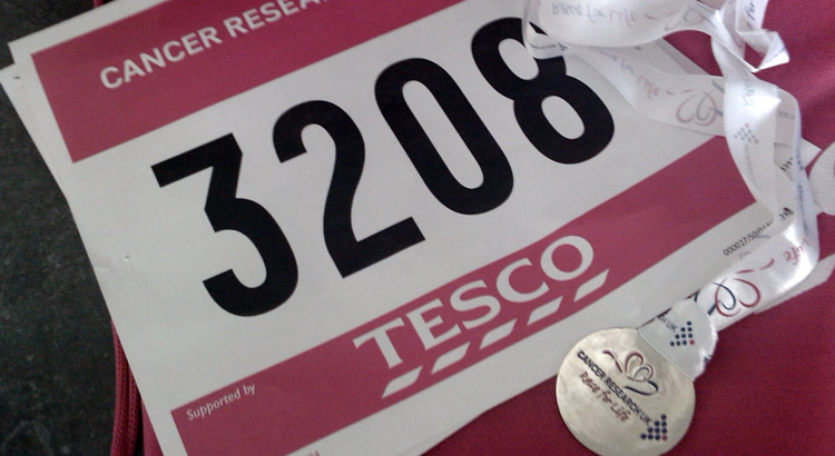 Race for Life Sheffield
