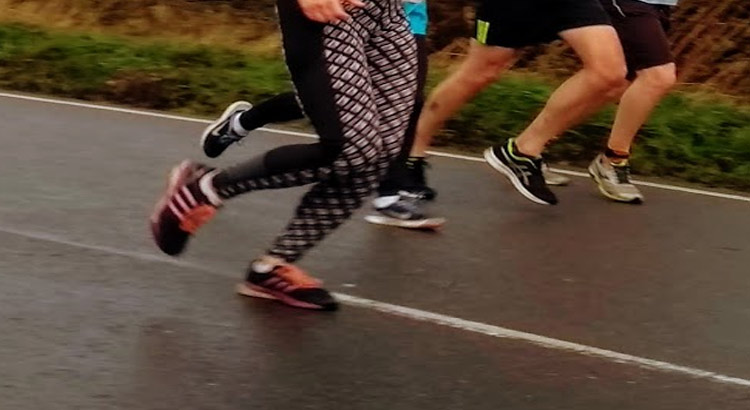 South Yorkshire 5 mile Road Race #1 – Oxspring