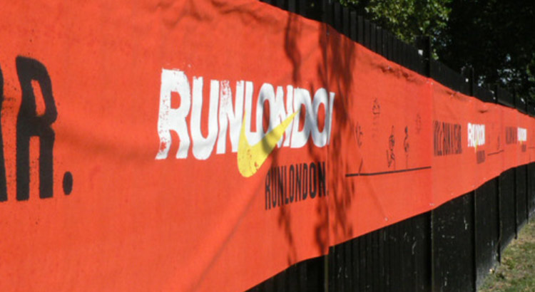 Nike 5km Regents Park