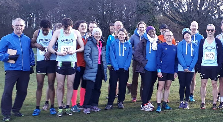 South Yorkshire Cross Country #4 – Graves Park