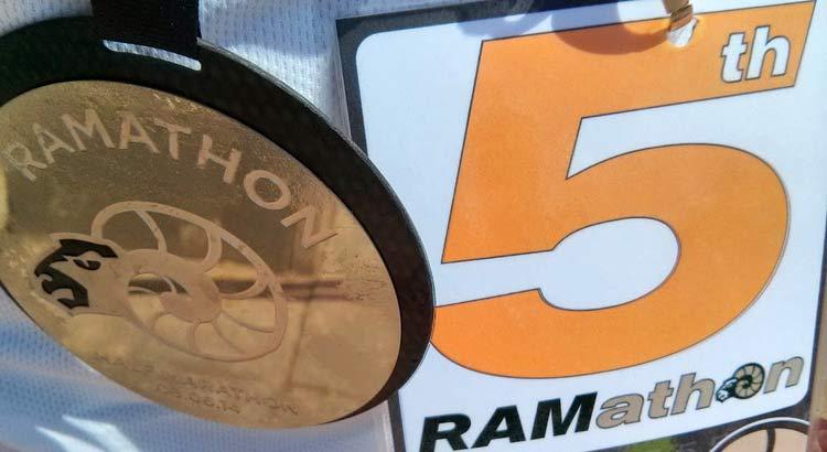 Ramathon Half Marathon