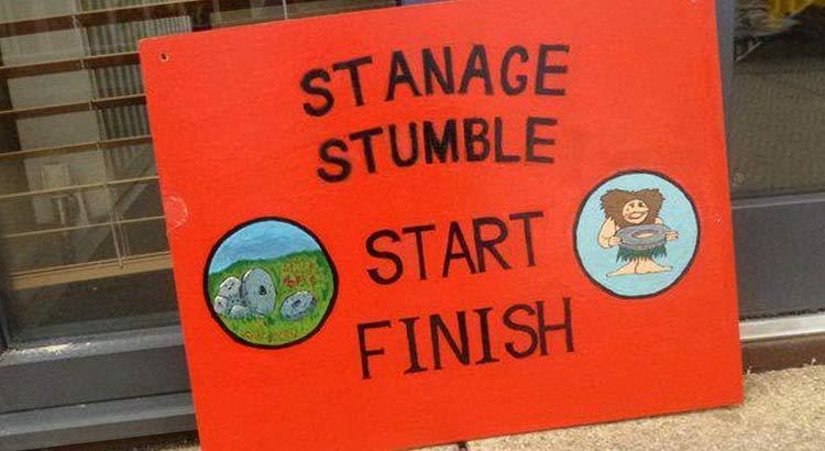Stanage Stumble